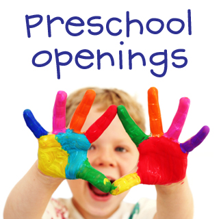 Image result for preschool openings
