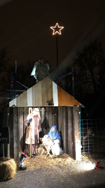 Living Nativity 2018